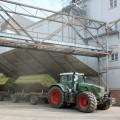 Anlieferung Getreide
