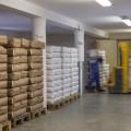 Lebensmittelgerechte Einlagerung. Durch unser großes Rohstofflager können wir eine optimale Mehlreife garantieren.