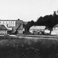 Die Webermühle nach 1906.